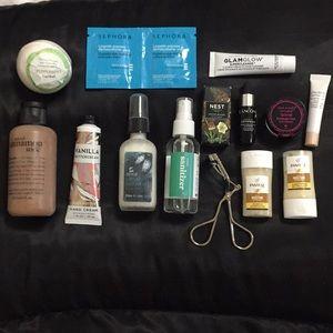 14 pc beauty and wellness bundle